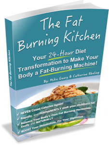 the fat bunrning kitchen