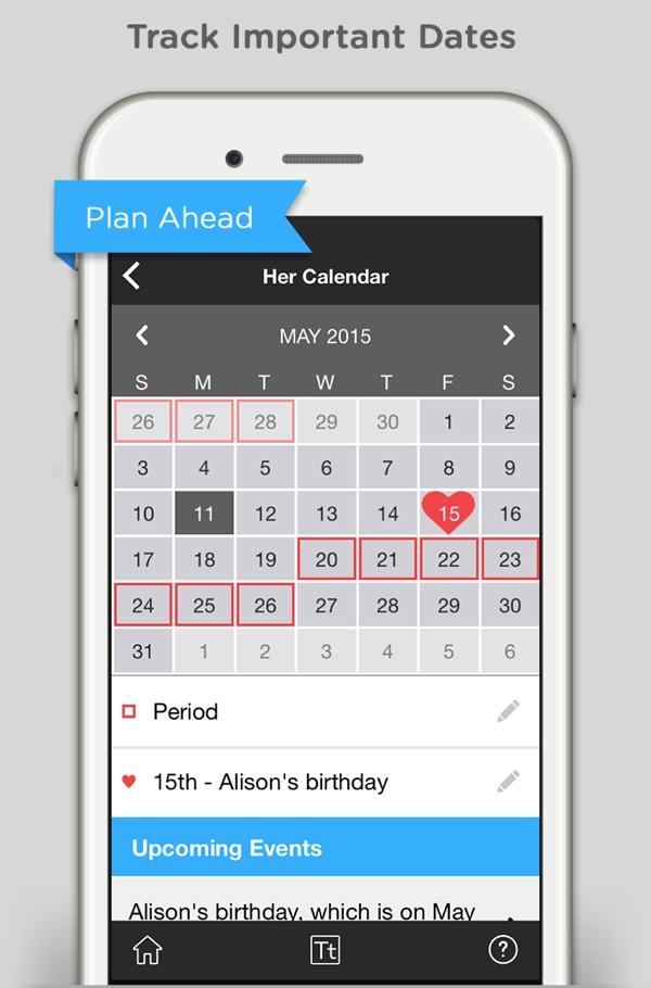 hdhk app calendar