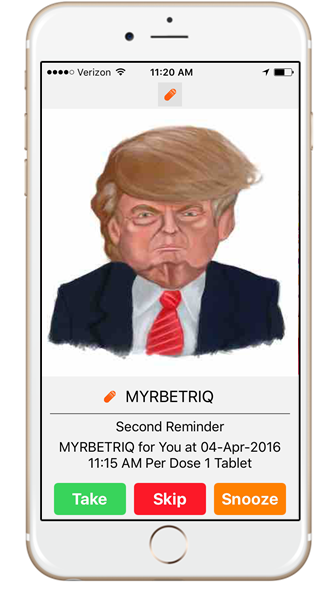 Trump Moticon