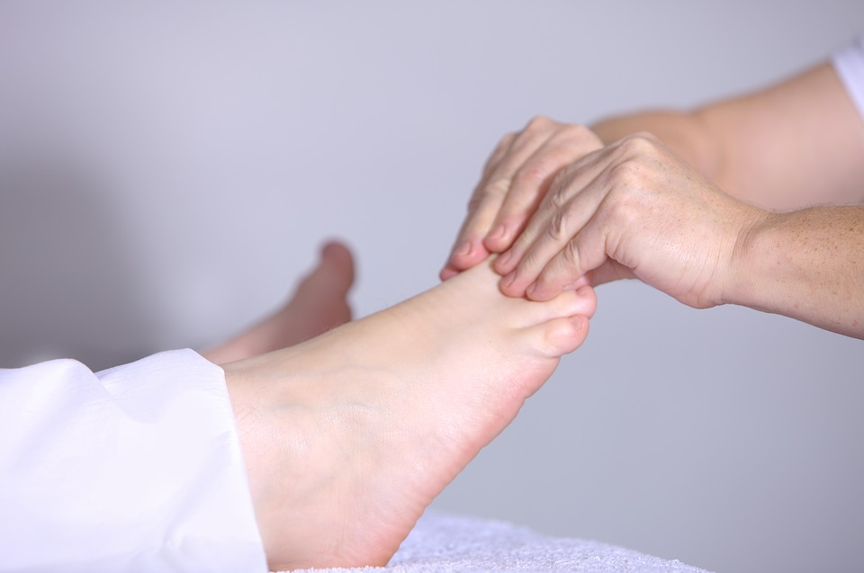physiotherapy for feet